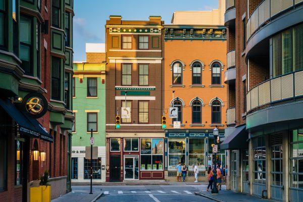 PAX6RE Architecture at 14th and Vine, in Over-The-Rhine, Cincinnati, Ohio